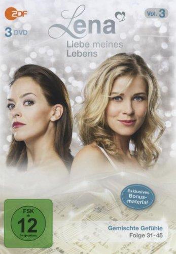 Lena - Liebe meines Lebens Vol. 3 (Folge 31-45) [3 DVDs]