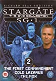 Stargate SG1 - Season 1, Episodes 4-6