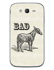 BlueAdda Back Cover for Samsung Galaxy Grand Prime