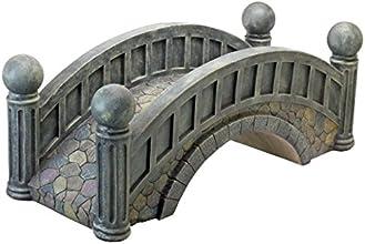 Design Toscano NG30290 Die Halfpence Kieselsteinbrücke