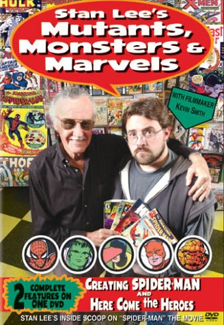 Stan Lee's Mutants, Monsters & Marvels Cover