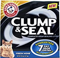 Arm & Hammer Clump & Seal Clumping Litter - Fresh Home