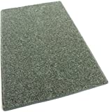 8'x10' Sage Leaf 30 oz Durable Cut Pile Area Rug. Multiple sizes and shapes to choose from.