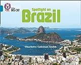 Collins Big Cat — Spotlight On Brazil: Band 13/Topaz