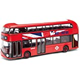 Corgi Best of British New Routemaster Bus for London Diecast Model