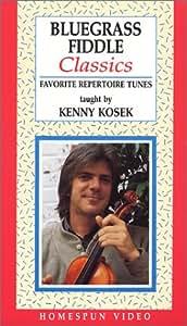 Bluegrass Fiddle Classics [VHS]