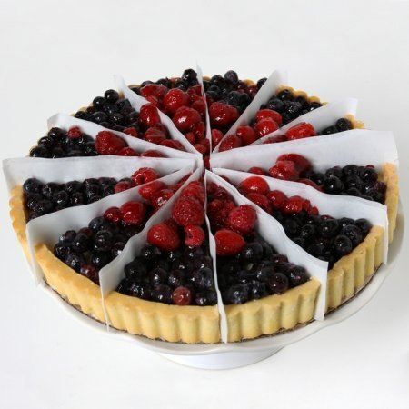 Mothers Day Gift Mountain Berry Tart