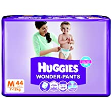 Huggies Wonder Pants Medium Size Diapers (44 Count)