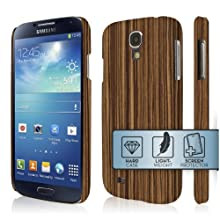 EMPIRE Signature Slim-Fit Design Hard Case For Samsung Galaxy S4 û Zebra Wood