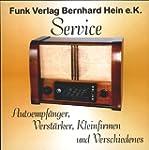 CD-ROM: Service Autoradios, Heimverst...