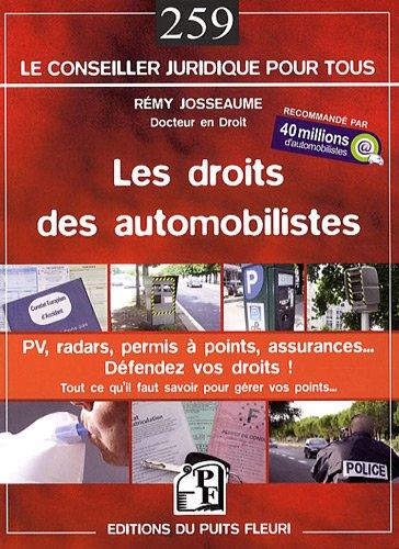 Les droits des automobilistes
