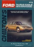 Ford-Taurus/Sable  1996-99 (Chilton