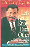 Let's Get to Know Each Other (0785281347) by Evans, Tony