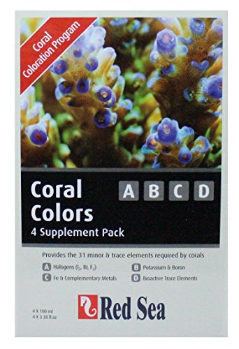 Red-Sea-Coral-Colors-ABCD-Pack-de-4-Essai-Complet-dAdditifs-100-ml