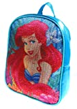 Disney Ariel Mermaid Toddler Small Mini Backpack 10 Inches