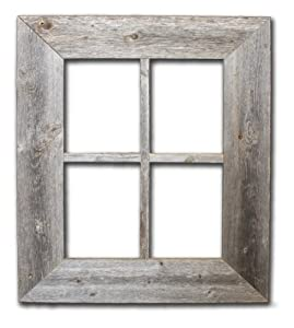 Amazon Com Old Rustic Window Barnwood Frames Not For
