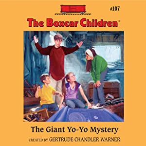The Giant Yo-Yo Mystery Audiobook