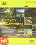 AA Guide To Caravan & Campsites In Br...