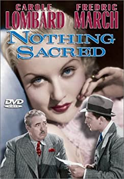 "Cover of ""Nothing Sacred"""
