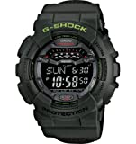 G-Shock GLS100-3 G-LIDE Series Digital Watches – Green / One Size Fits All