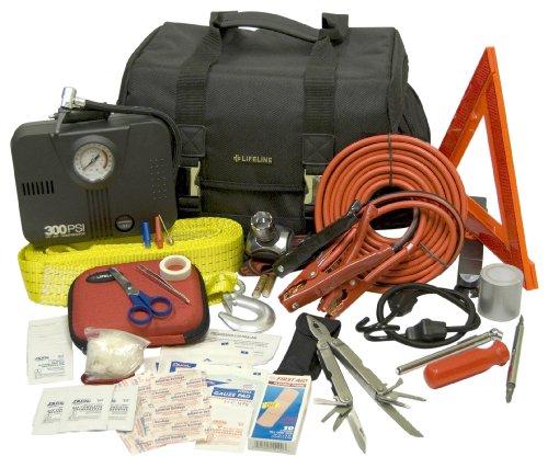 lifeline-4298-black-executive-road-kit-66-piece