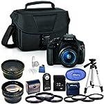 Canon EOS Rebel T5 Digital SLR Camera...