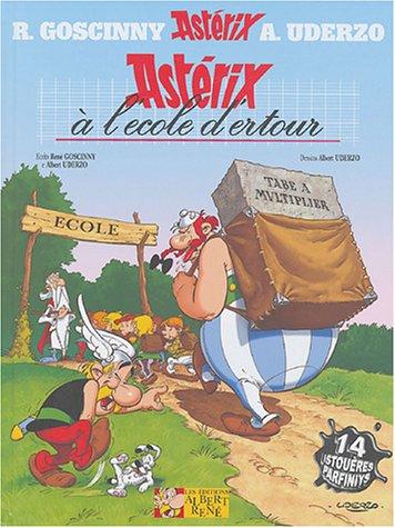 Gratuit ast rix l 39 cole d 39 ertour edition en gallo - Asterix gratuit ...