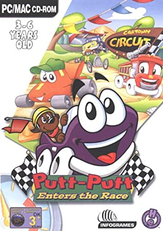 Putt Putt Enters The Race