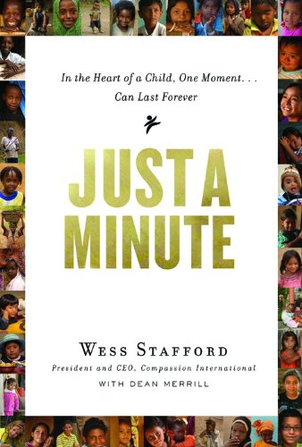 Just A Minute: In The Heart Of A Child, One Moment ... Can Last Forever front-612820