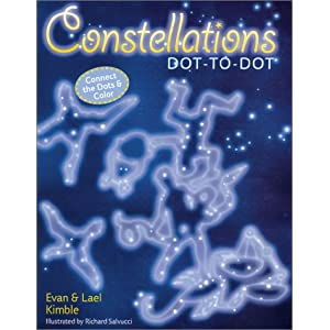 constellations dot to dot