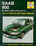 A. K. Legg Saab 900 (October 1993-98) Service and Repair Manual (Haynes Service and Repair Manuals)