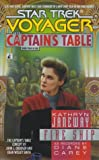 Fire Ship (Star Trek Voyager: The Captains Table, Book 4) (0671014676) by Diane Carey