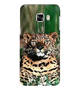 EPICCASE Cheetah Mobile Back Case Cover For Samsung C5 (Designer Case)