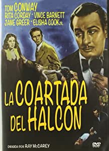 The Falcon's Alibi 1946 - Region 2 PAL, plays in English ...