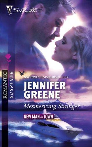 Image of Mesmerizing Stranger (Silhouette Romantic Suspense)