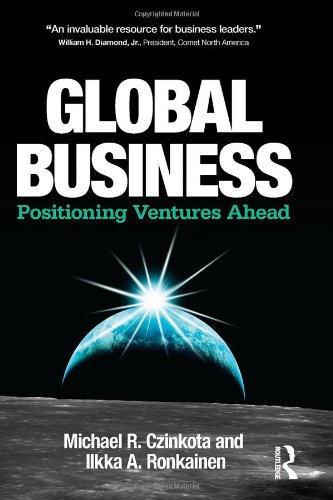 Global Business: Positioning Ventures Ahead