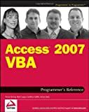 img - for Access 2007 VBA Programmer's Reference book / textbook / text book