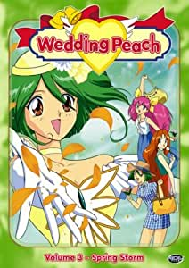 Wedding Peach, Vol. 3: Spring Storm
