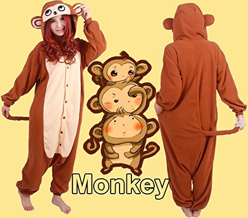 Animal Cosplay Costume Unisex-adult Kigurumi Onesies