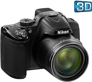 NIKON P520 - black + EN-EL5 compatible battery