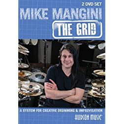 Mike Mangini :The Grid for Creative Drumming DVD