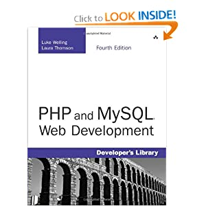 PHP and MySQL Web Development Image