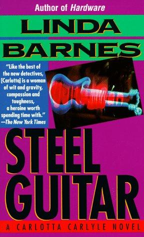 Steel Guitar, LINDA BARNES