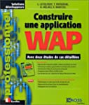 Construire une application Wap