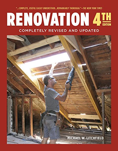 Renovation 4Th Edition: Completely Revised And Updated front-1039274