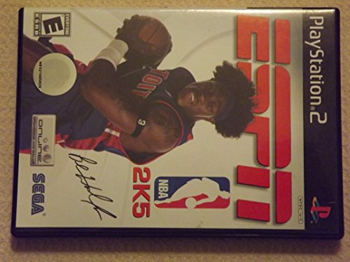 Espn Nba 2K5 - Playstation 2 front-459520