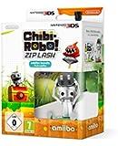 Chibi-Robo!: Zip Lash  - Special Edition inkl. amiibo - [3DS]