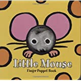 Finger Puppet Book: Little Mouseby Image Books