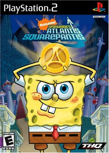 51QGOd7M7ZL Cheap Price Spongebob Squarepants: Atlantis Squarepantis
