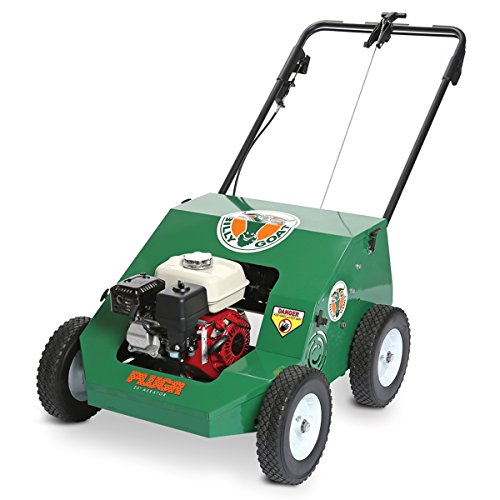 Billy Goat PL2500H Reciprocating Aerator with Honda Power Engine, 25